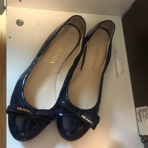 NEW PRADA FLATS (Original)